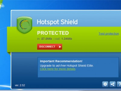 Review Hotspot Shield Software