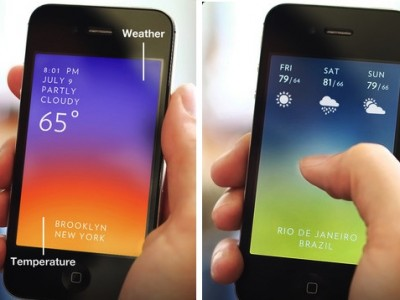 The Weather Underground iPhone App: Innovation in the Field of… Weather?